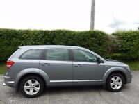 Dodge Journey 2.0 CRD SXT 5dr (AUTOMATIC)