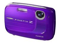 Fujifilm FinePix Z30 Purple 10MP digital camera