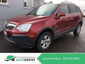 2008 Saturn VUE XE / DVD / ALLOYS / ACCIDENT FREE