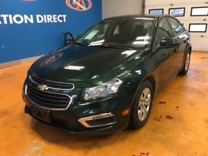 2015 Chevrolet Cruze 1LT AUTO/ AIR! FINANCE NOW!