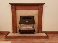 Full Gas Fire Place for £80