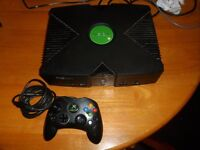 Original Xbox over 7000 classic arcade and console games