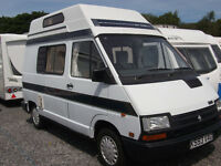 Renault Trafic Auto Sleeper Rapport