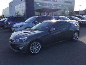 2015 Hyundai Genesis Coupe GT   winter tires, loaded