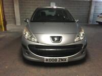 Peugeot 207 1.4l petrol manual