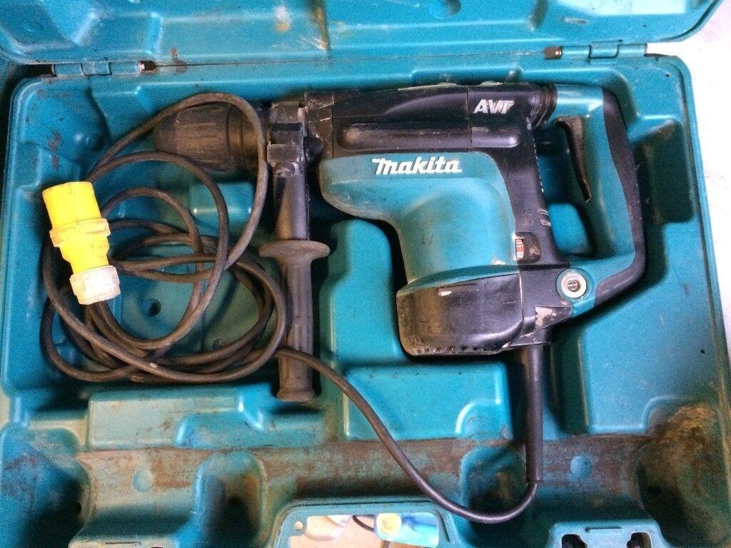 MAKITA HR4011C 110V SDS Max Rotary Demolition Hammer Drill