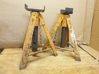 6 Axle stands