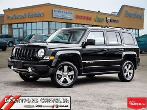 2017 Jeep Patriot North~Leather~Sunroof~Remote Start