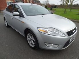2009 59 FORD MONDEO 2.0 TDCi 140 ZETEC 5DR DIESEL 6 SPEED MANUAL NEW SHAPE LOOK!