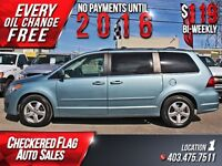 2009 Volkswagen Routan Highline W/ Heated Leather-Sunroof-DVD