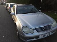 Mercedes-Benz C Class 2.3 C230 Kompressor Spares Repairs