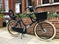 Workcycle FR8 bike - family / cargo bike