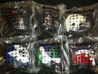 Unopened McDonald's 2008-2009 Hockey Helmet Set
