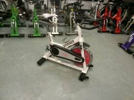 Star trac pro SPINNING BIKE REFURBISHED AND SERVICED