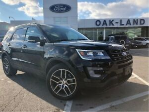 2017 Ford Explorer Sport,Low Fin Rates!!