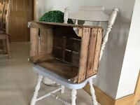 Co.Armagh used wooden apple crates *fruit boxes *storage