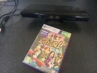 Kinect + Kinect Adventures - Xbox 360 - excellent condition