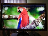 🔥1080p Gaming Monitor🔥ViewSonic 22'' Full HD 1080p LED🔥 60Hz. 1920 x 1080. VGA / DVI-D. DEAL