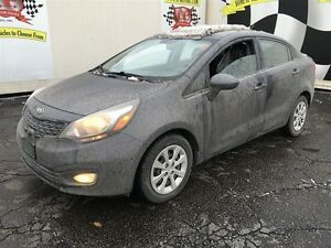 2013 Kia Rio LX+, Automatic, Heated Seats,