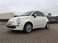 2012│Fiat 500 1.2 Lounge 3dr (start/stop)│1 Former Keeper│Full Service History│Hpi Clear│Sunroof