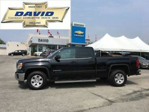 2014 GMC Sierra 1500 SLE DCAB 4WD SHORT, LOADED,  LOCAL TRADE!!!