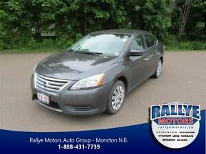 2013 Nissan Sentra SV! Bluetooth! Heated! Trade-in! Save!