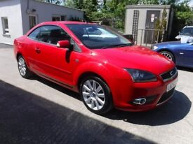 2008 Ford Focus 2.0 TDCI Convertible *** LOW MILES ***