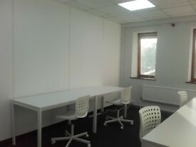 PECKHAM/OLD KENT ROAD AREA SE15 1LE : DESK SPACES £150PCM
