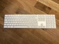 Official Apple Magic Keyboard - A1 like new condition