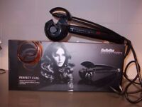 Babyliss pro hair styling