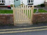 Pocket gate/ fence panel