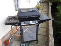 Landman gas barbeque