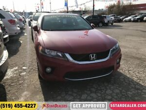 2013 Honda Accord EX-L | NAV | LEATHER | ROOF | ONE OWNER