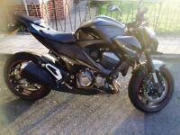 Kawasaki Z800 - low milage, always kept in garage. Bought brand new from local dealer.
