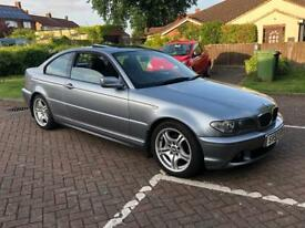 BMW 3 Series Coupe *Heated Seats, Sunroof, Years MOT*