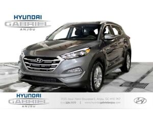 2018 Hyundai Tucson PREMIUM AWD VOLANT CHAUFFANT - DETECTEUR ANG
