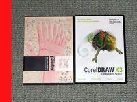 CorelDRAW X3 and Corel Painter IX