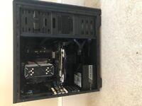 Gaming PC, AMD RYZEN 5 3600 3.6 GHZ, 6 Months old