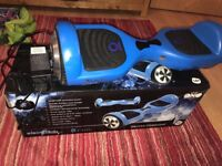 O chic hoverboard/Segway boxed