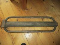 Vintage fence hammer, BS5