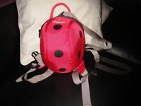 littlelife ladybird toddler reigns backpack