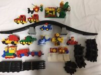 JOB LOT OF DUPLO IN EXCELLENT CONDITION CAN SELL IN SEPARATE LOTS