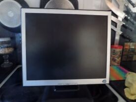 Stone PC monitor