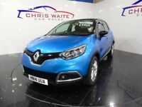 RENAULT CAPTUR DYNAMIQUE MEDIANAV ENERGY DCI S/S (unlisted) 2014