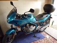 1997 Yamaha XJ600S Diversion