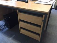 Two Office Desks - Free if collected this week