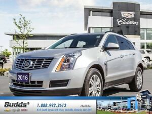 2016 Cadillac SRX Standard 2.99% for up to 60 months O.A.C.!