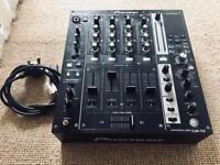 Pioneer DJM 750 USB DJ mixer for use with CDJ and Technics
