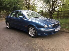 Jaguar x type 2001 se awd £995.00 May px