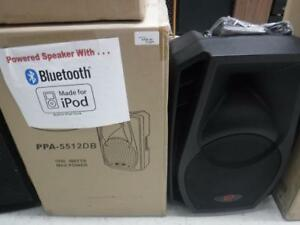 Power Pro Audio Speaker PPA5512DB. We Buy and Sell Pro Audio Equipment. 107018